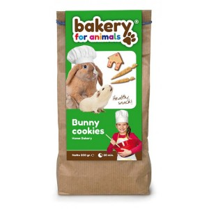 Bakery for animals - Bunny cookies